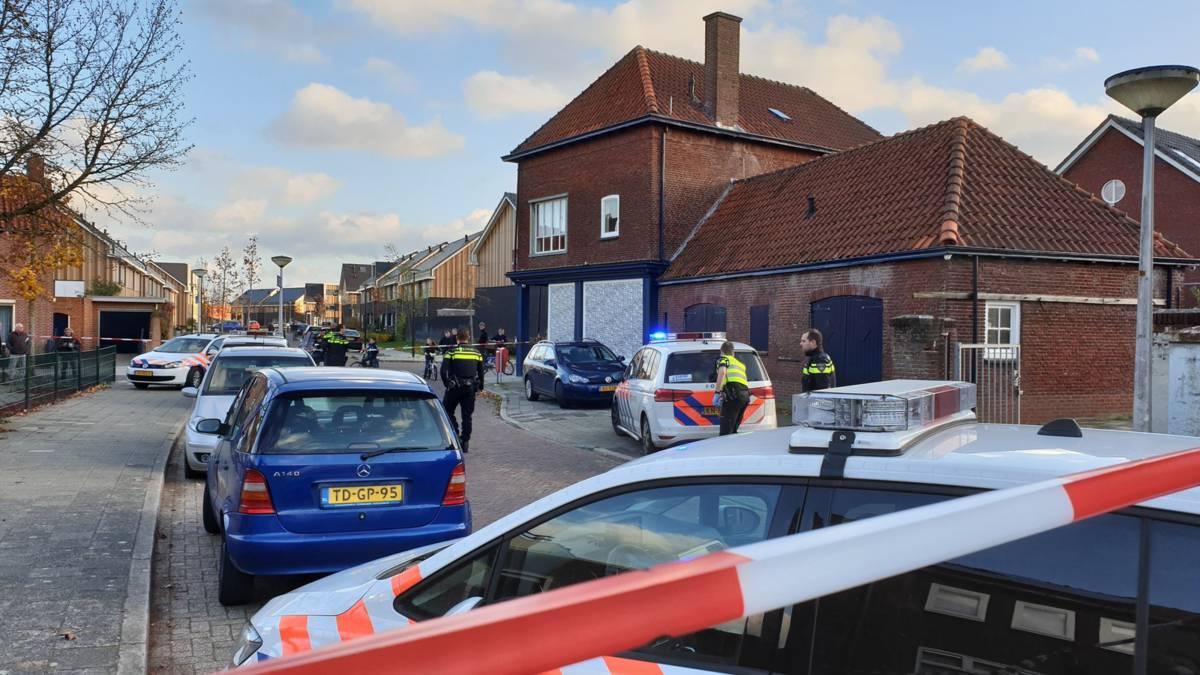 Vier doden gevonden in bedrijfspand in Enschede
