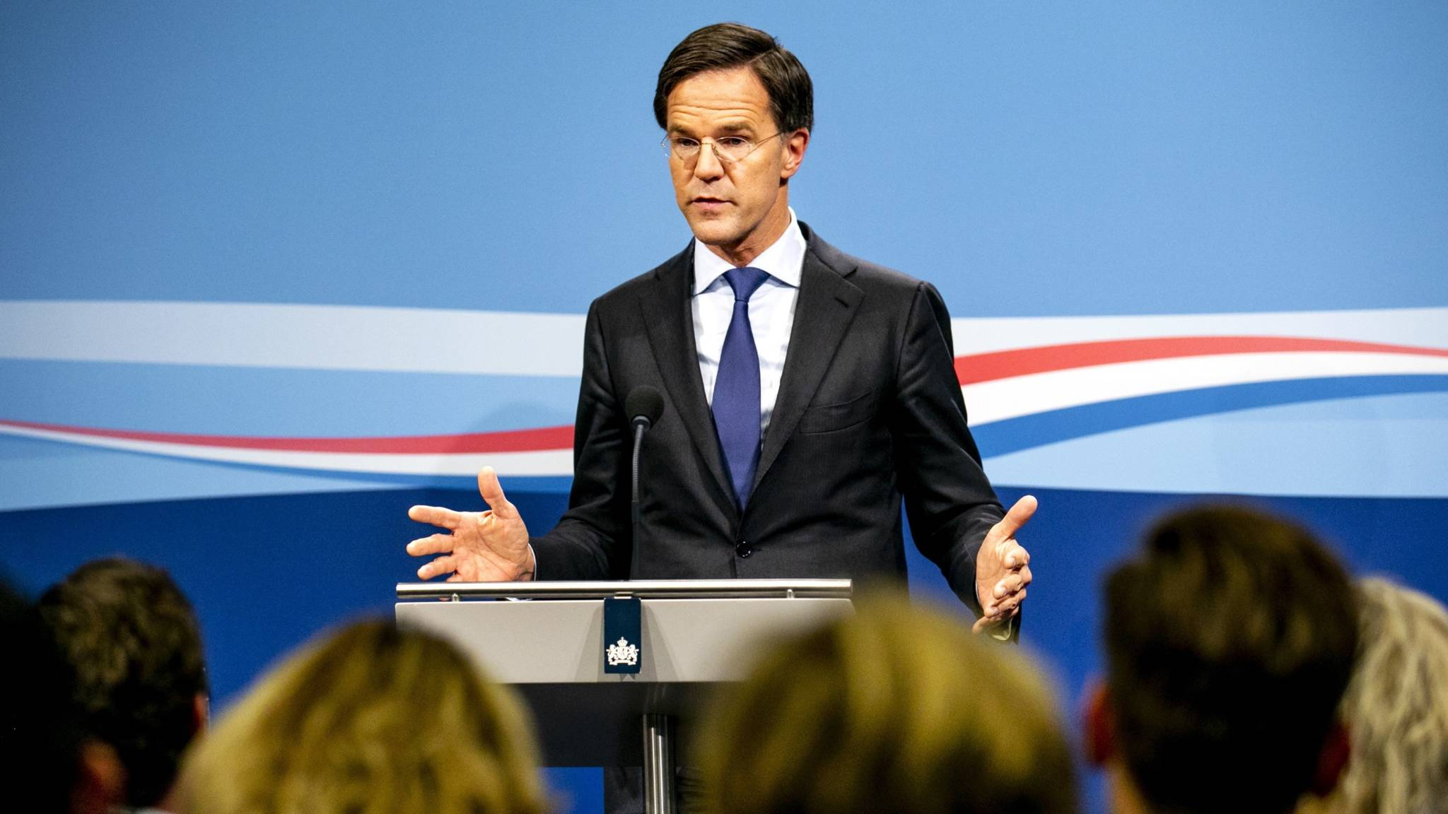 Premier Rutte Laat De Wereld Weten: Nederland Is Tegen
