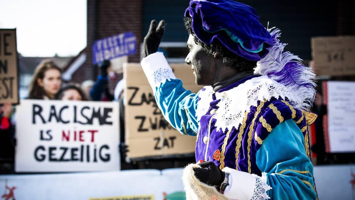 'Zwarte Piet-discussie is een gesprek tussen doven'