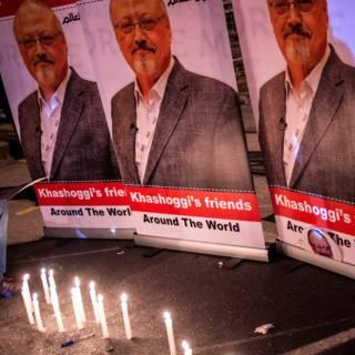 Bekijk details van VS: over twee dagen rapport met feiten over Khashoggi
