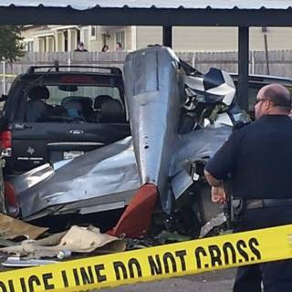 Bekijk details van Twee doden bij ongeluk met WO II-vliegtuig