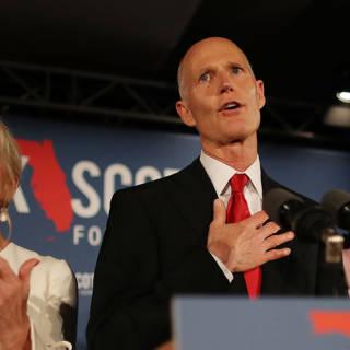 Bekijk details van Ook Senaatszetel Florida definitief naar Republikeinen