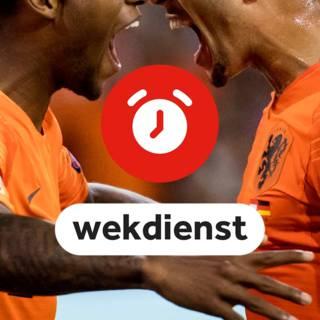 Bekijk details van Wekdienst 19/11: Oranje vs. Mannschaft en besluit Oostvaardersplassen
