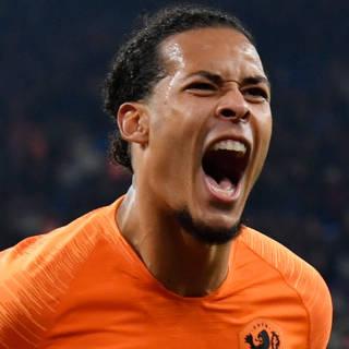 Oranje-captain Van Dijk: 'Dit is beloning voor het harde werken'