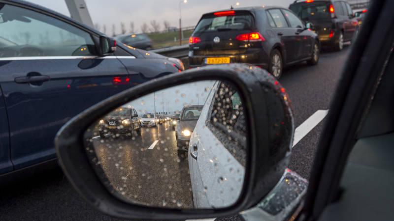 Weg Vrij Voor Auto Zonder Spiegels Veiliger En Beter Voor Milieu