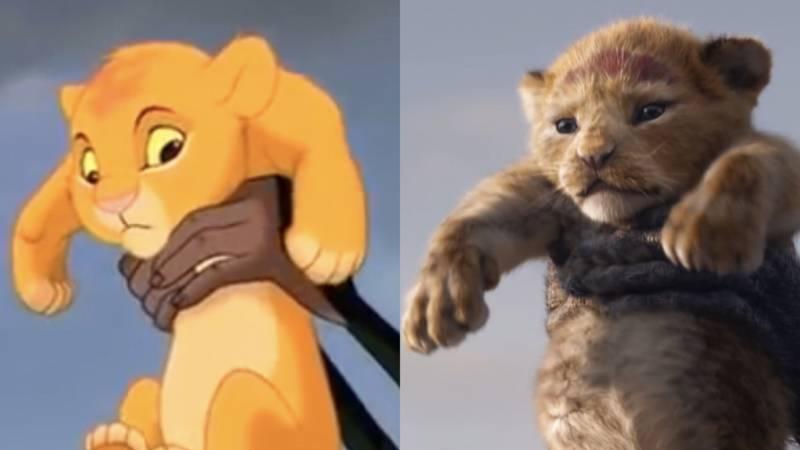 eerste beelden van nieuwe lion king