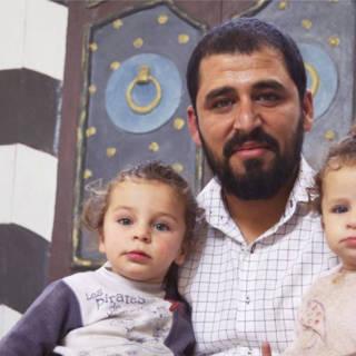 Van Puin naar Hoop: Hodaifa groef een schuilkelder voor zijn gezin