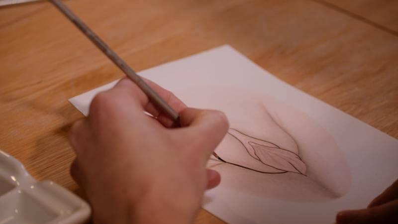 38006297b79 Deze illustrator laat vulva's in alle soorten en maten zien | NOS