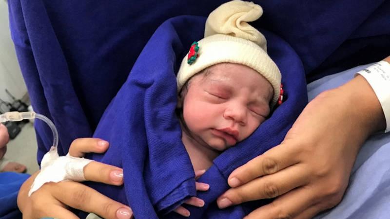 Baby geboren uit getransplanteerde baarmoeder overleden vrouw