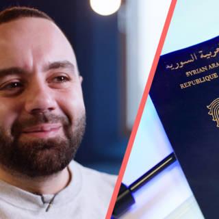 Zo kunnen vluchtelingen zonder paspoort hun identiteit bewijzen