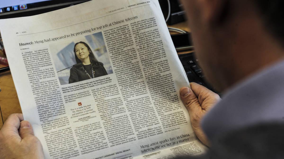 China ontbiedt ambassadeur VS in Huawei-rel: aanhouding 'schandalig'