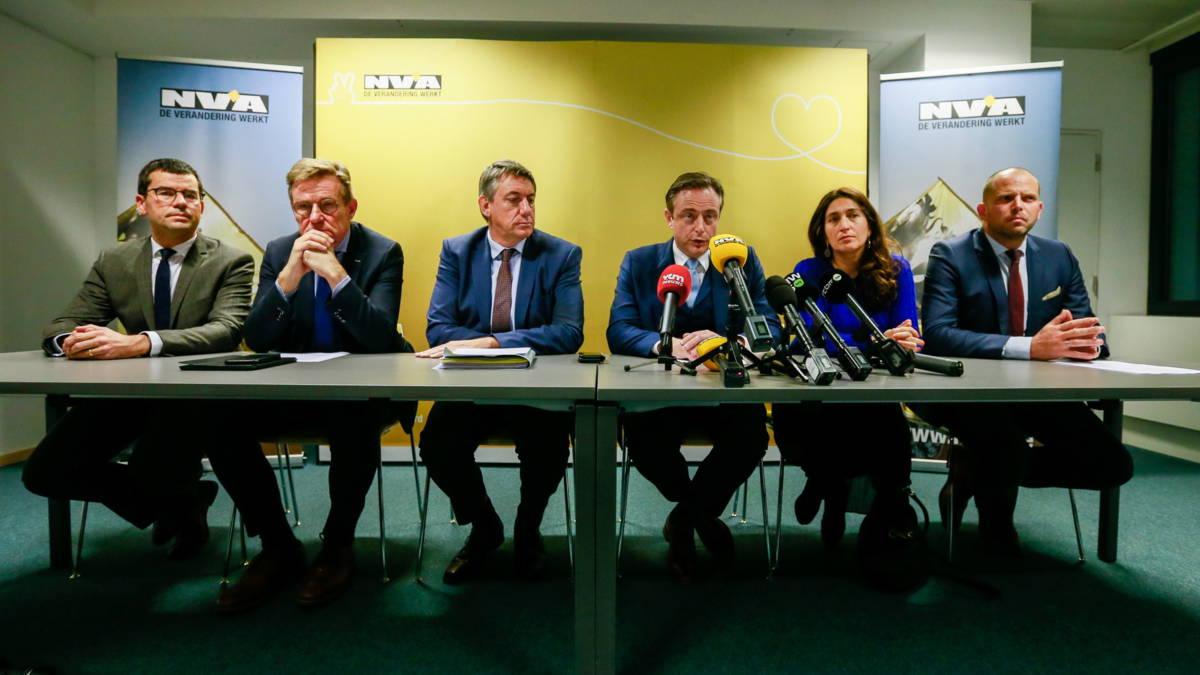 De Vlaams-Nationalisten zijn uit de regering: hoe nu verder?