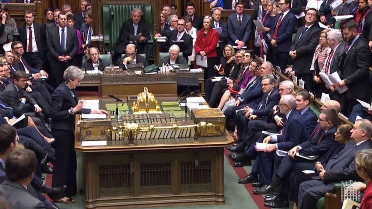 Stemming Lagerhuis over brexit-akkoord uitgesteld, wat nu?