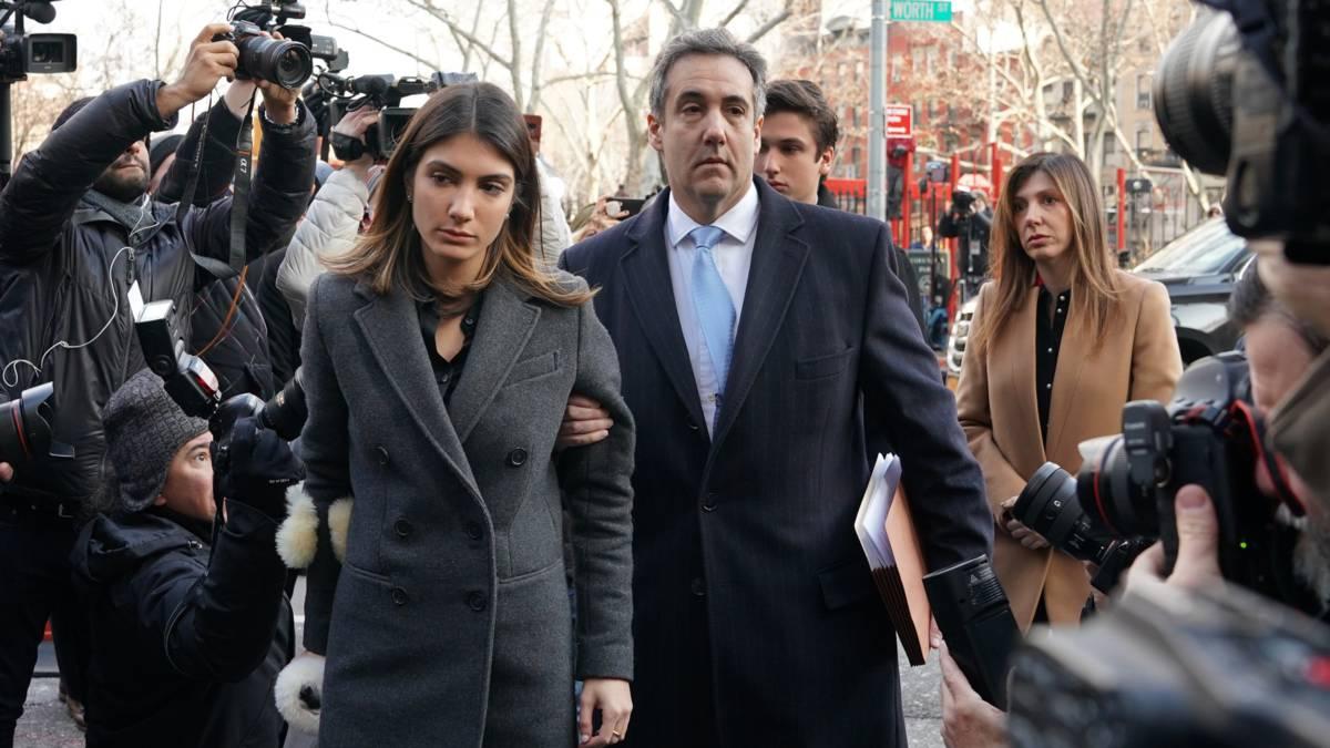 Drie jaar cel voor voormalig advocaat Trump, Michael Cohen