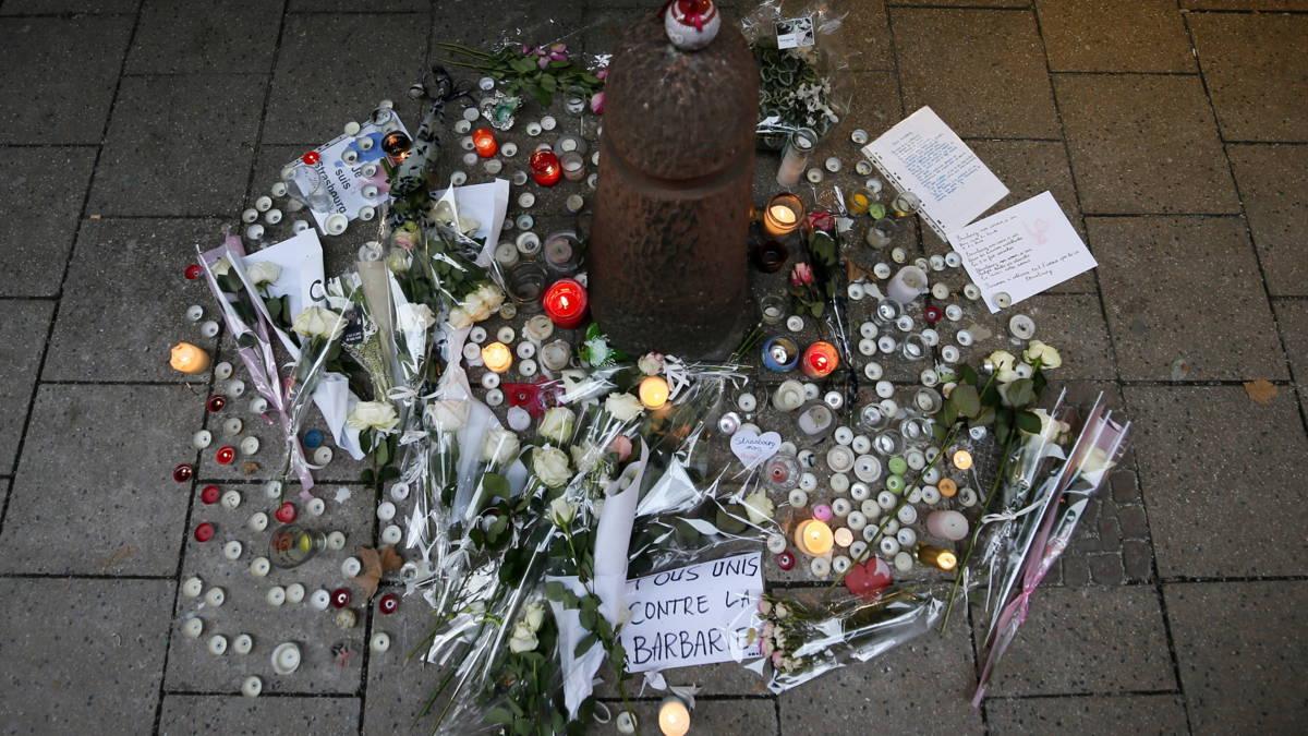 Aanslag Straatsburg eist vierde leven