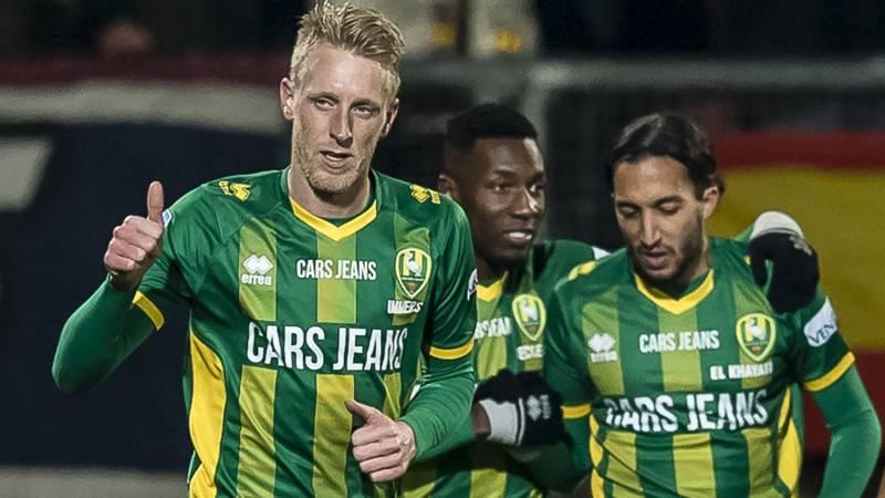 Ado   Willem Ii: Immers Schiet En Kopt ADO Langs Willem II