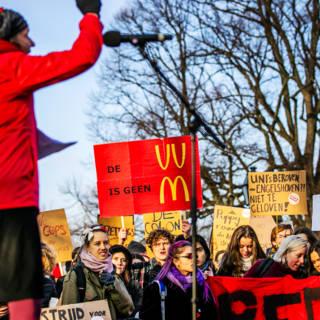 Bekijk details van Na protest WO in Actie: geen concrete resultaten, 'wel een nieuwe beweging'
