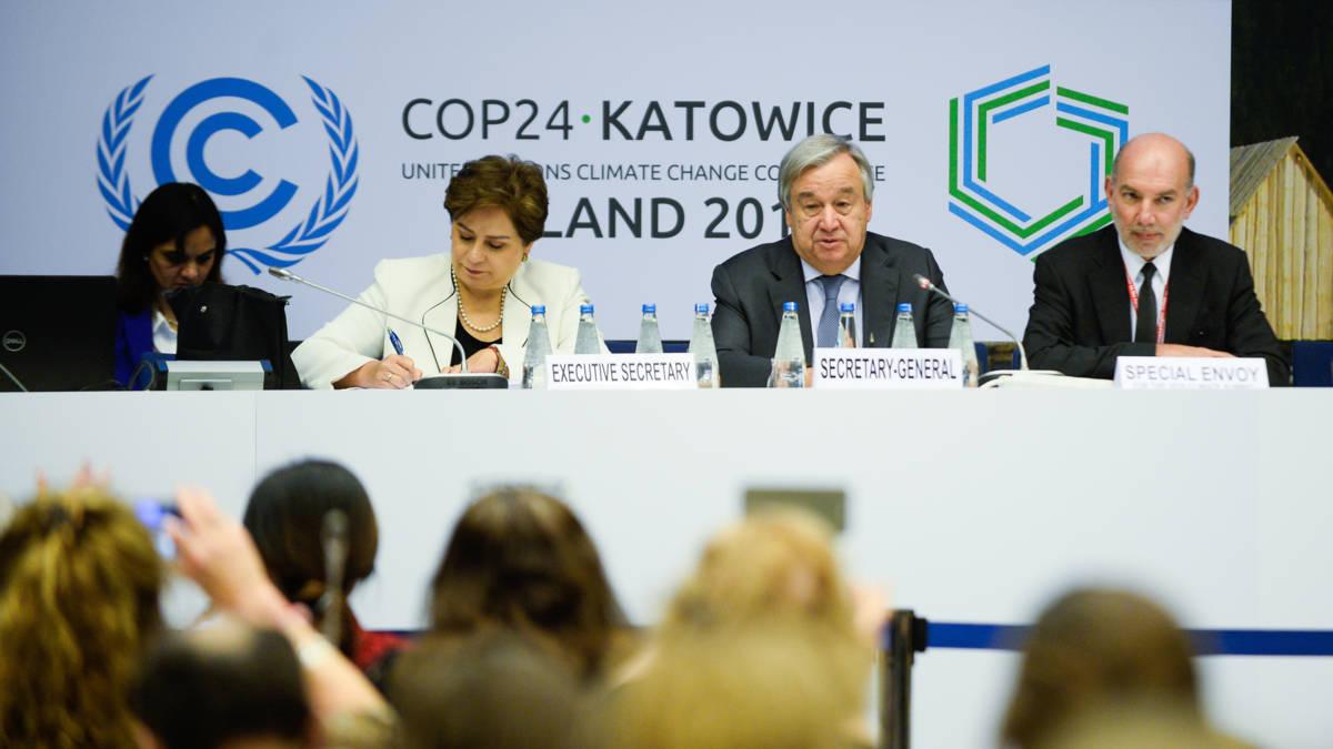 Toch resultaat na moeizame onderhandelingen op Poolse klimaattop
