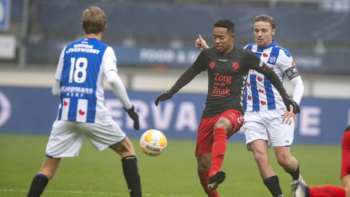 Utrecht heeft een 'makkie' tegen slecht Heerenveen (0-3)