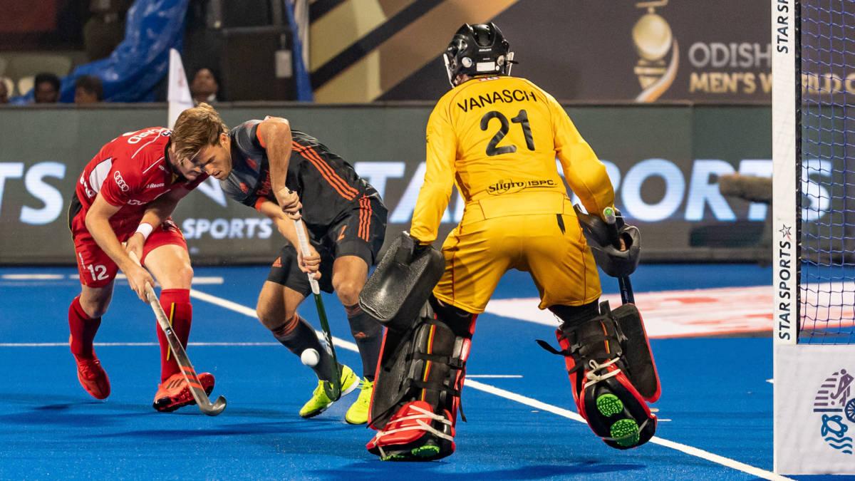Finale WK hockey: Nederland en België scoren niet, shoot-outs beslissend