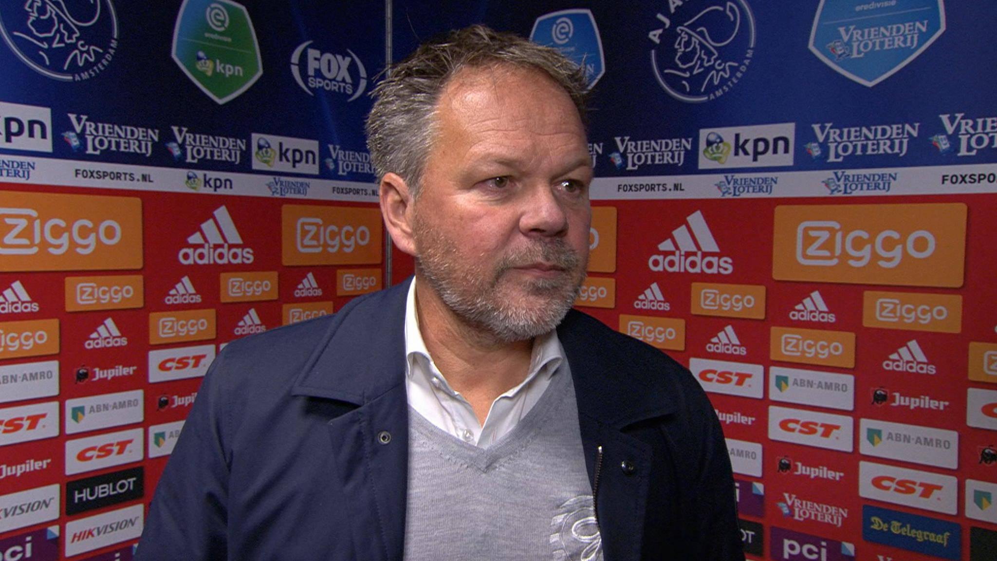 De Graafschap-trainer De Jong: 'Dit Is Sneu Voor Mijn