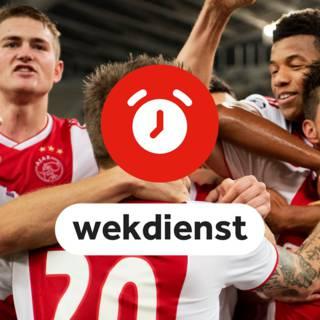 Bekijk details van Wekdienst 17/12: Ajax hoort tegenstander en Michelin deelt sterren uit