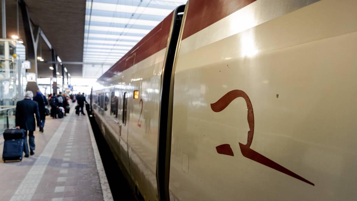 Treinreizen naar buitenland in trek, NS ziet impuls door milieudebat