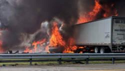 Doden en zwaargewonden bij verkeersongeluk Florida.
