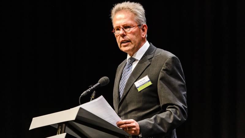 Mayor Bijl of Purmerend, the Netherlands, ANP photo