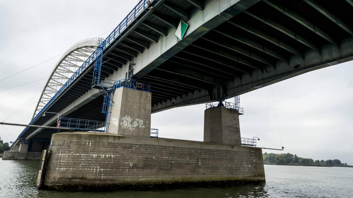 'Merwedebrug was bijna ingestort, Nederland aan ramp ontsnapt'