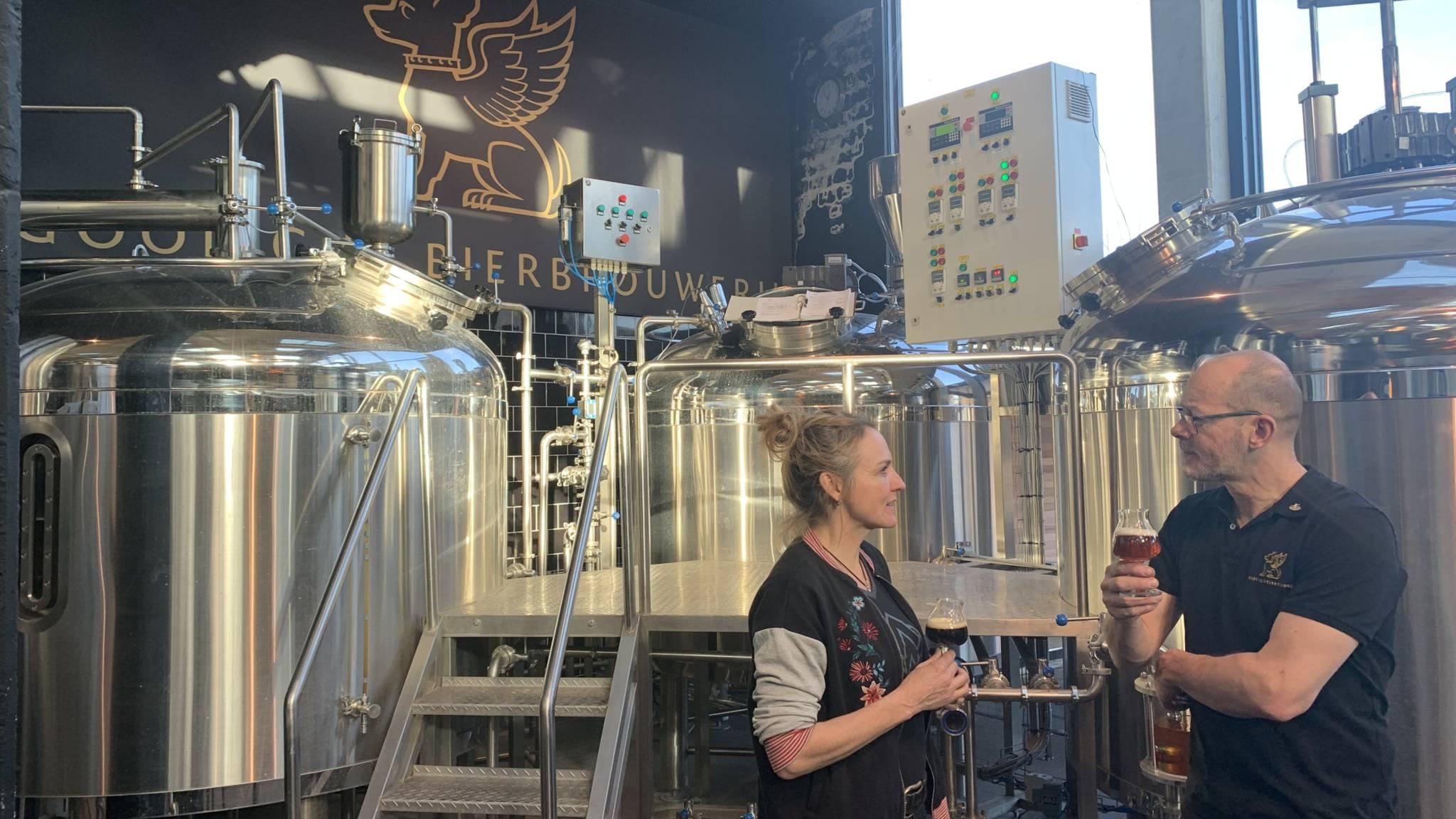 Aantal biersommeliers neemt toe 2