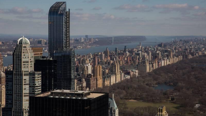 Landelijk Huis Nyc : Miljardair koopt duurste huis ooit in vs miljoen euro voor