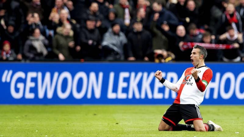 Feyenoord Declasseert Wanhopig Ajax 6 2 In Krankzinnige