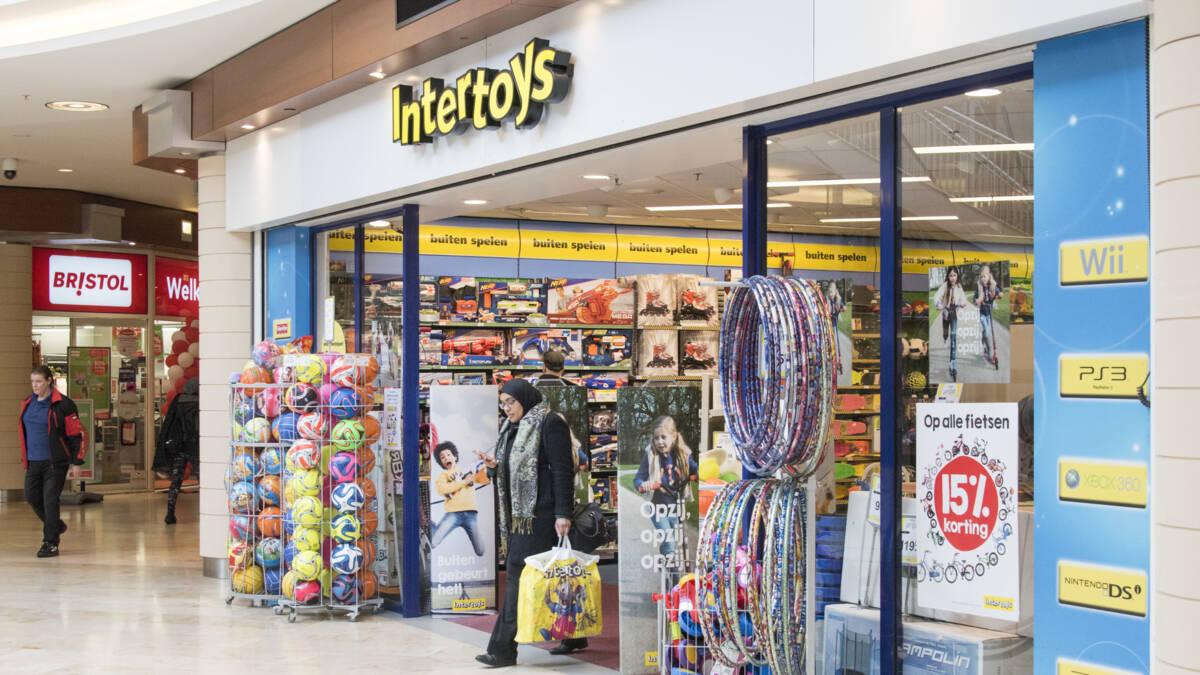 Intertoys is failliet, winkels blijven voorlopig open