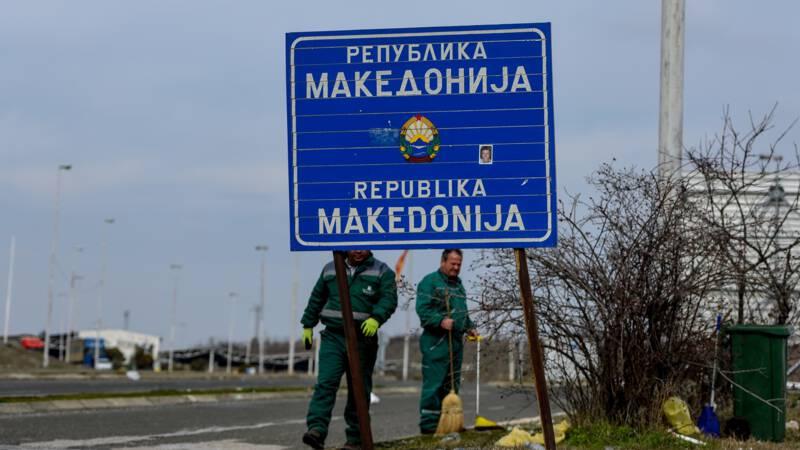 Doden en gewonden bij busongeval Noord-Macedonië.