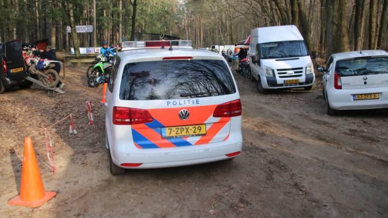 Ongeval op crossbaan wordt Harderwijker fataal.