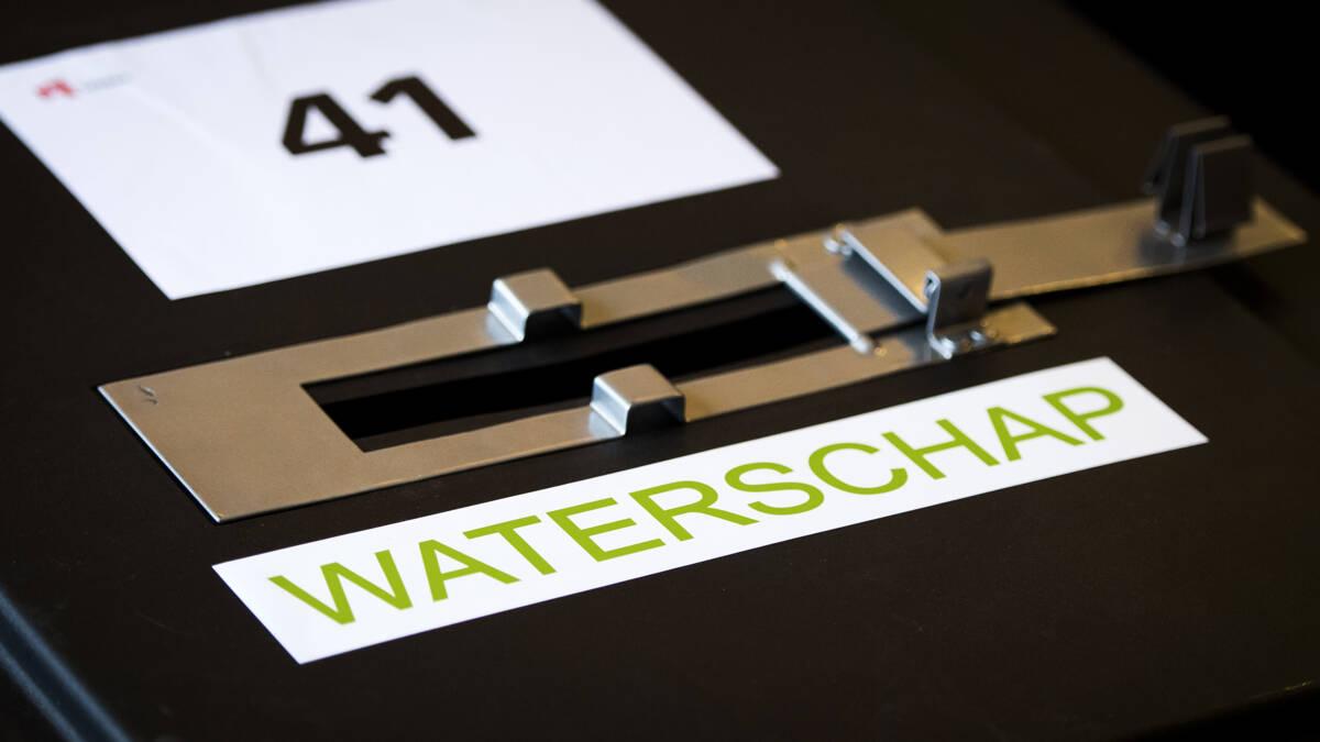 Waterschappen bij veel mensen bekend, maar waarom zou je straks stemmen?
