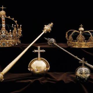 Bekijk details van Celstraf voor Zweed die kroonjuwelen stal