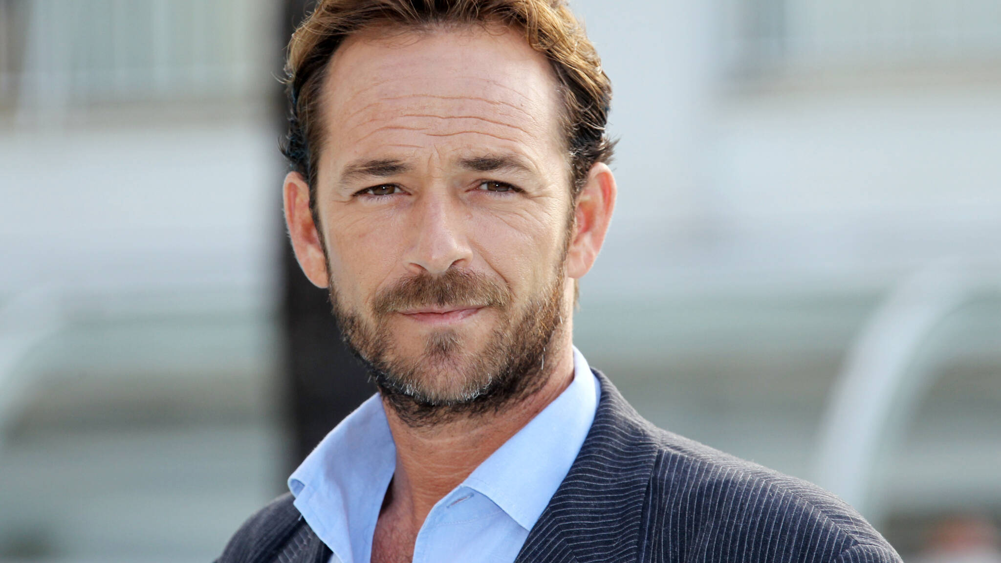 Luke Perry vulture
