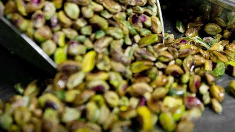 Criminelen zijn gek op pistachenootjes, ook buiten de supermarkt
