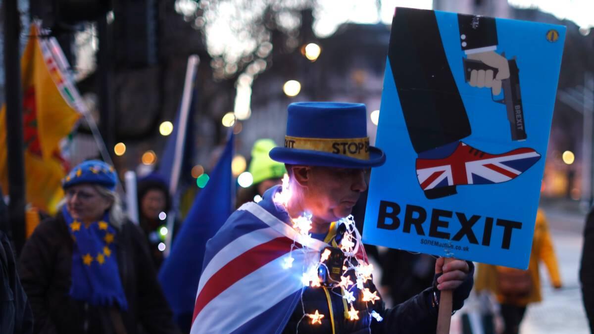 Britse petitie om brexit te stoppen meer dan 3 miljoen keer getekend