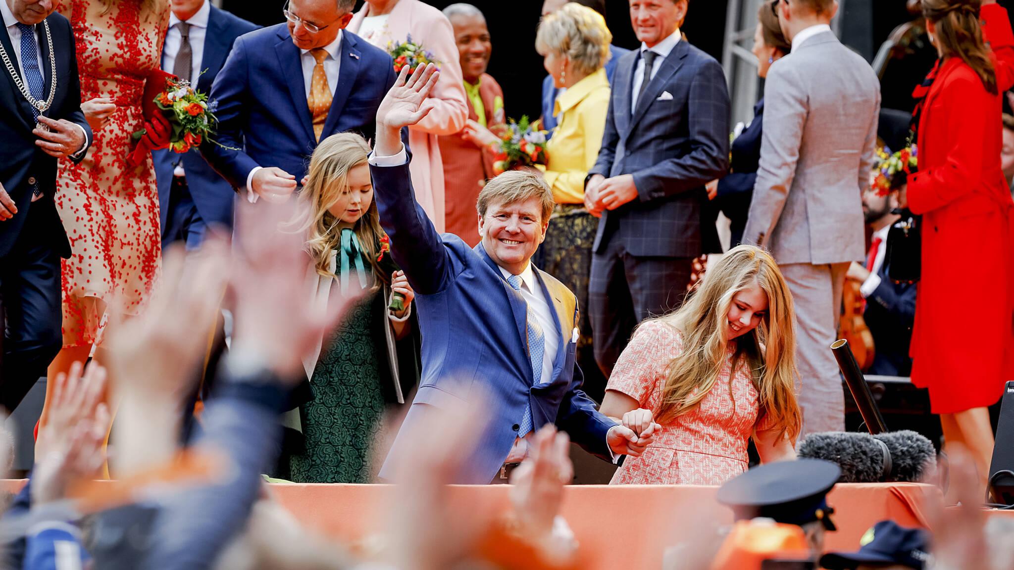 Verjaardag Willem Alexander.Iedere Koning Of Koningin Wil Zijn Verjaardag Weer Net Even