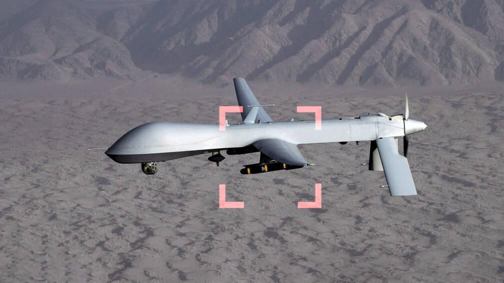 Hoe de onzichtbare oorlog met drones nóg onzichtbaarder wordt