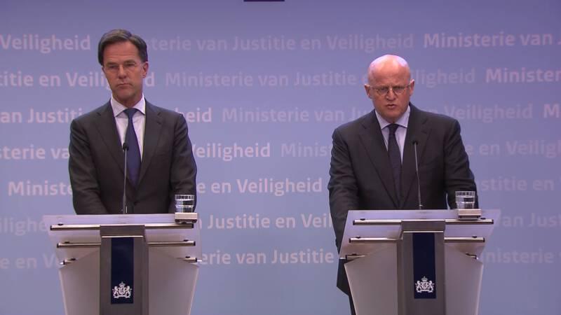 Rutte: Vlaggen Op Overheidsgebouwen Morgen Half Stok