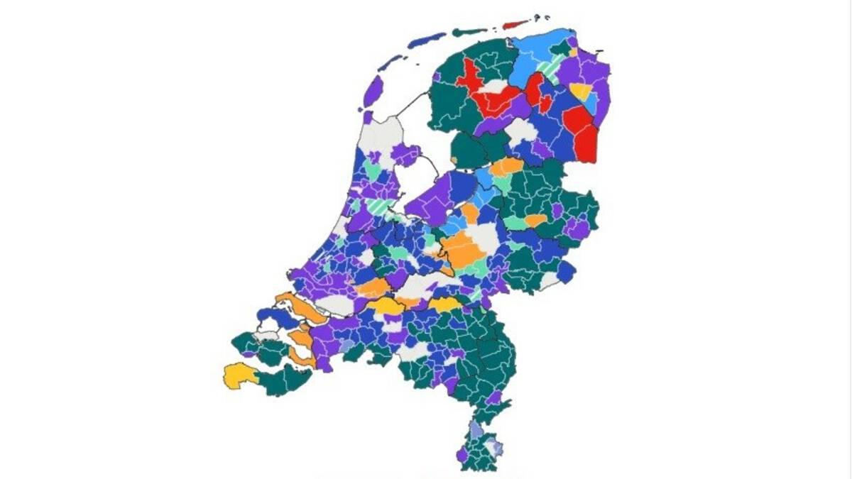 Bekijk hier alle uitslagen van de Provinciale Statenverkiezingen