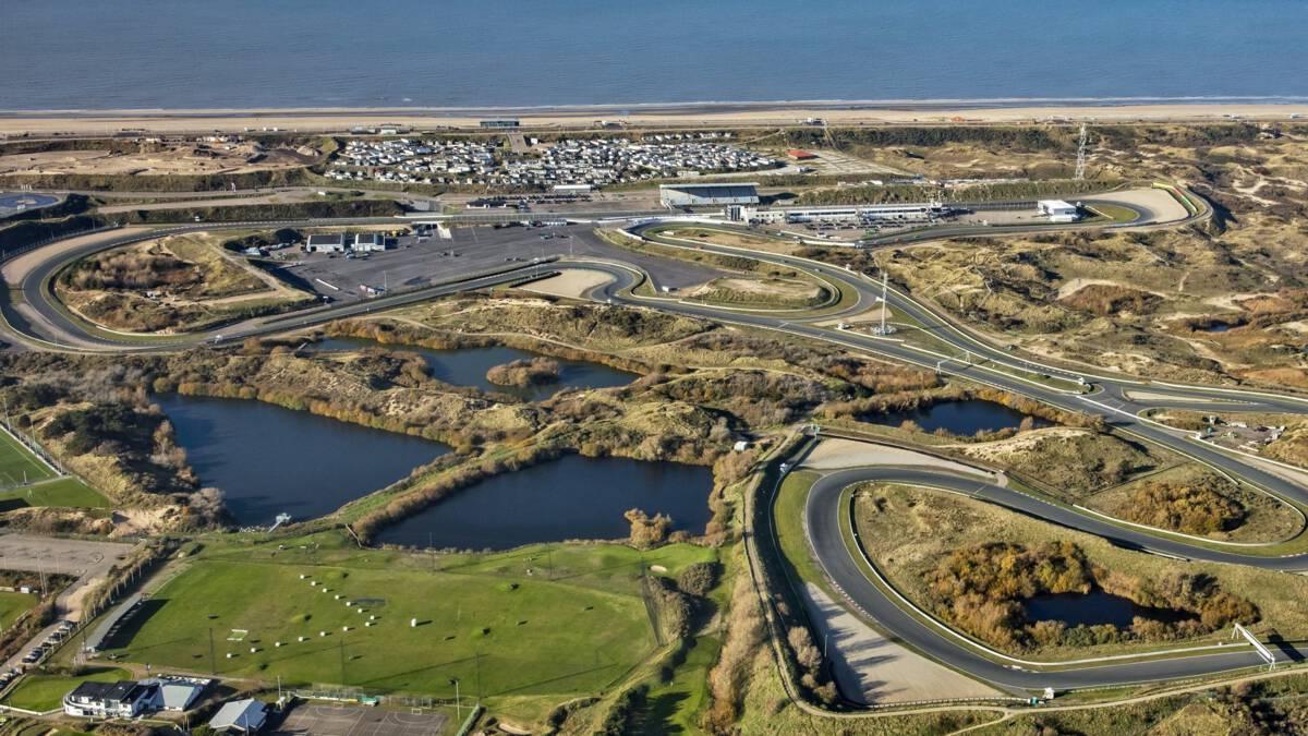 Circuit Zandvoort zet puntjes op de i in deal met Formule 1