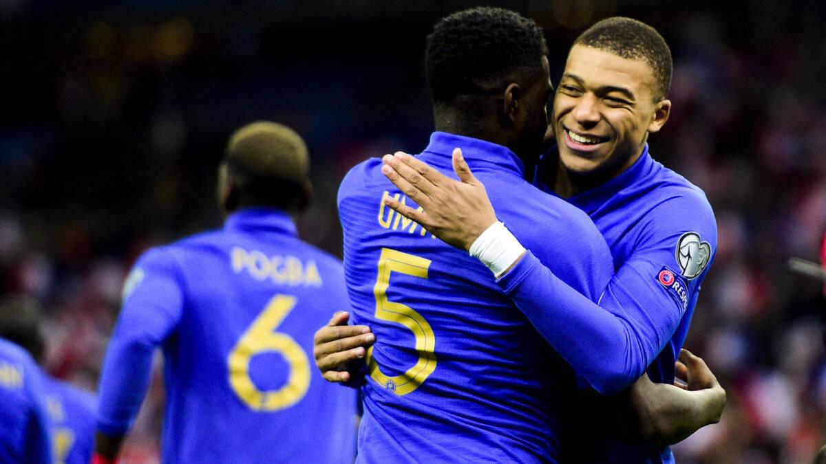 Mbappé helpt jarige Fransen aan zege, ook Engeland wint ruim