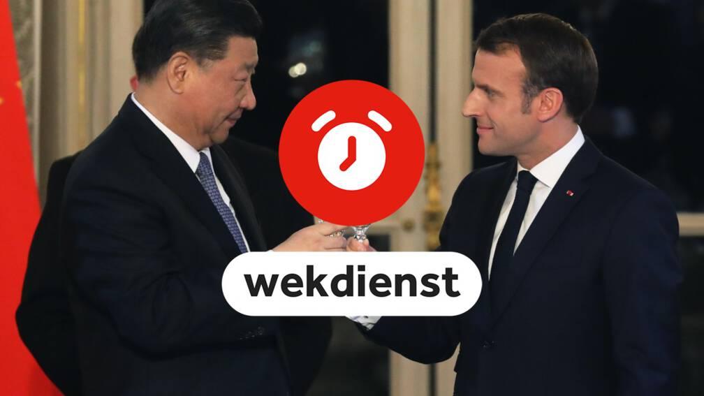 Bekijk details van Wekdienst 26/3: tantramasseur berecht en Chinese president in Frankrijk