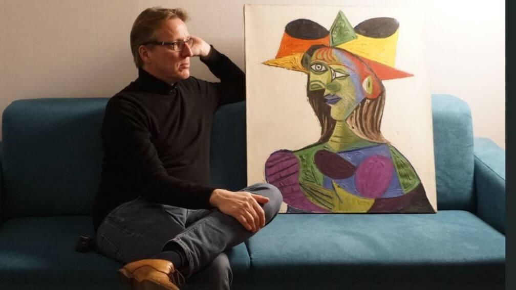 Bekijk details van Verloren gewaand schilderij van Picasso teruggevonden