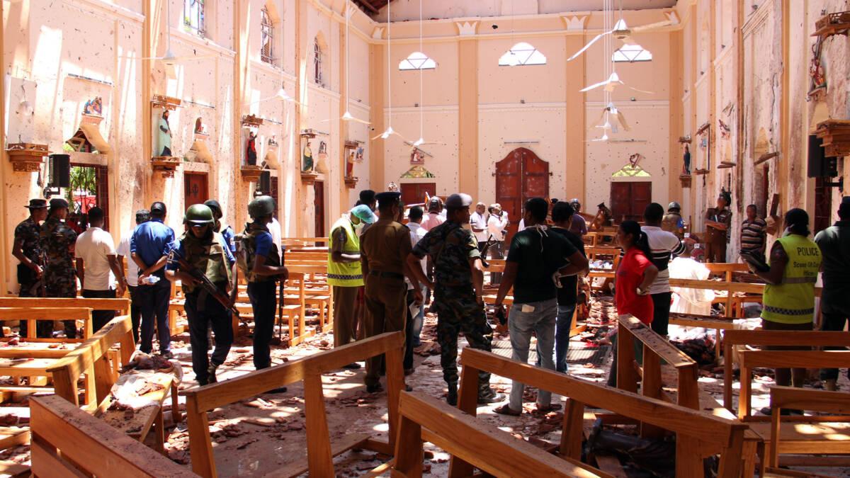 Premier Sri Lanka: er waren aanwijzingen voor aanslagen